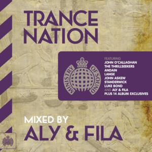 Trance Nation Mixed By Aly & Fila - Ministry of Sound
