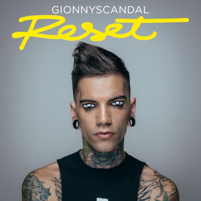 GionnyScandal album RESET