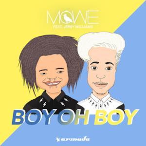 Boy Oh Boy (feat. Jerry Williams) - Single
