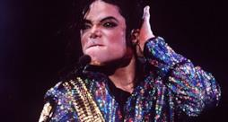 Michael Jackson sul palco