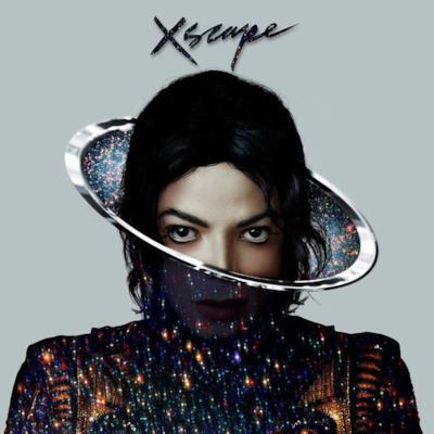 Copertina album Xscape di Micheal Jackson