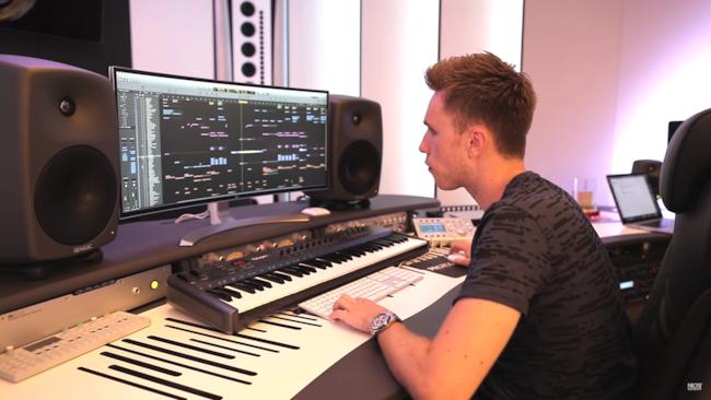 Il DJ e produttore olandese Nicky Romero