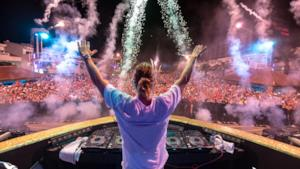 David Guetta closing party Ushuaïa, guardalo in live streaming