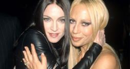 Madonna e Donatella Versace