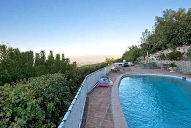 Casa Robbie Williams Beverly Hills foto - 1
