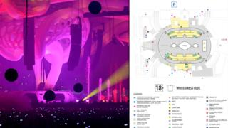 Palco di Sensation Into The Wild