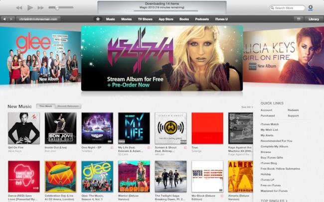 iTunes: addio al download