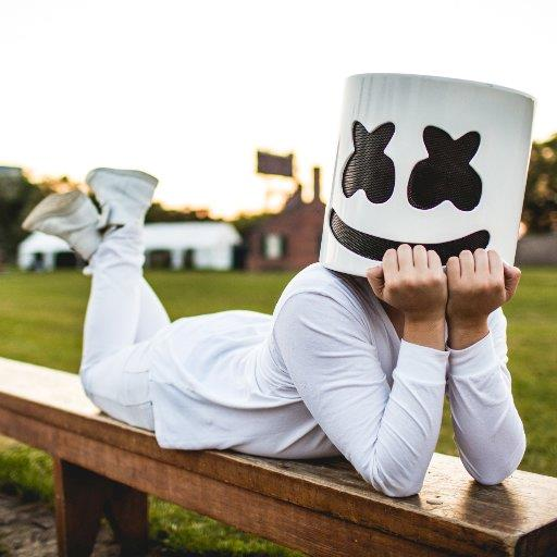 Il producer americano Marshmello