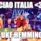 ciao italia <3 luke hemming