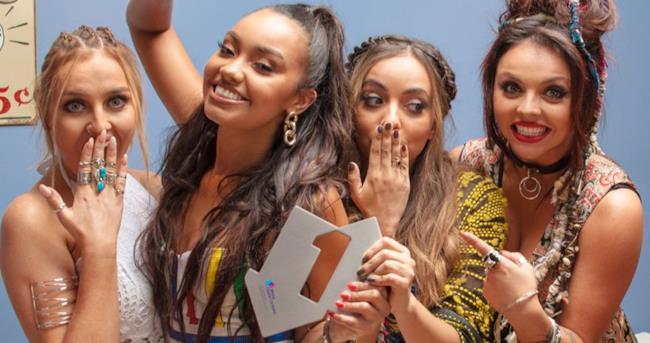 La 4 cantanti delle Little Mix