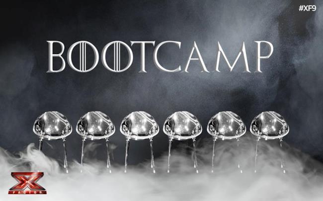 Le 6 sedie vuote dei Bootcamp di X Factor Italia 9