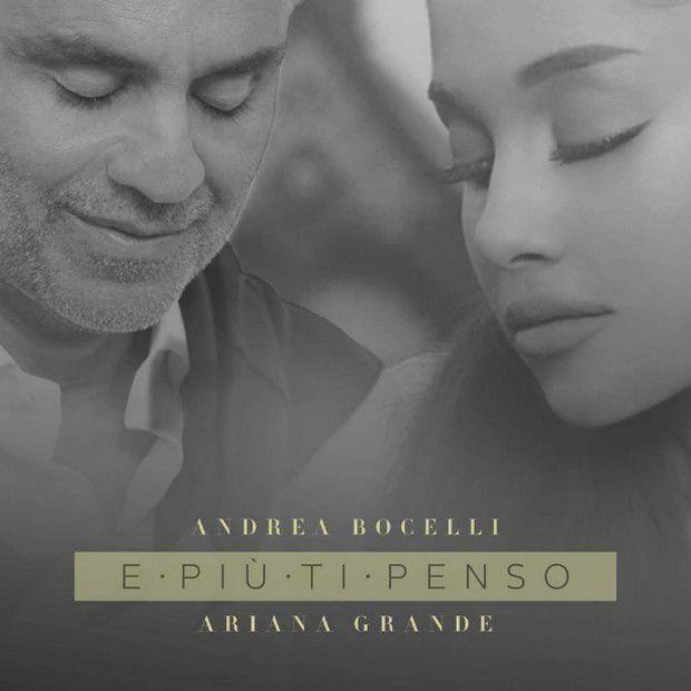 La copertina del singolo di Andrea e Ariana