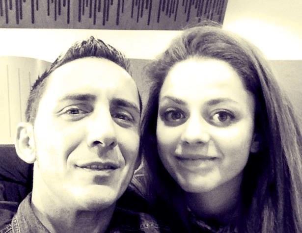Annalisa Scarrone e Kekko Silvestre dei Modà
