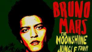 Bruno Mars in concerto a Milano il 26 ottobre 2013