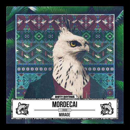 Copertina dell'EP Mirage del DJ Modercai