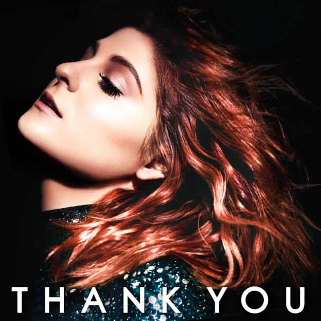 Thank you album meghan trainor