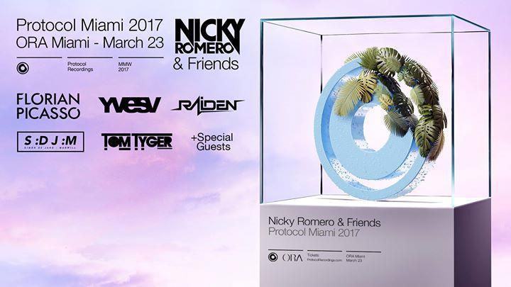 Protocol Miami @ ORA Nightclub