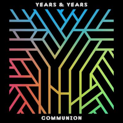 Communion, la cover del primo album degli Years&Years