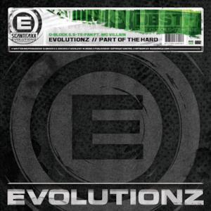 Scantraxx Evolutionz 001 (feat. MC Villain) - Single