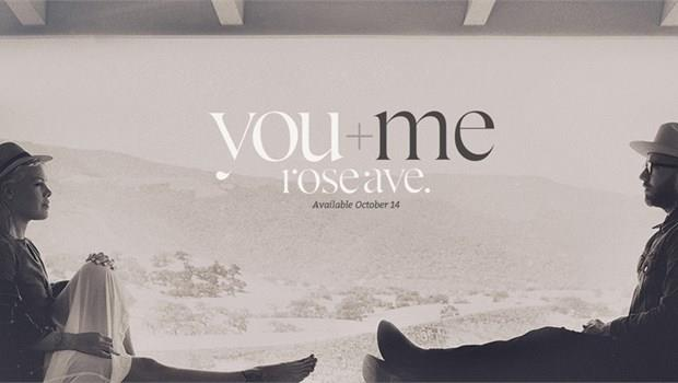 You+Me (Pink & Dallas Green): copertina album Rose Ave