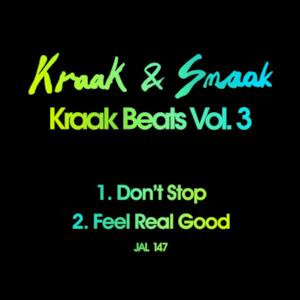 Kraak Beats, Vol. 3 - Single