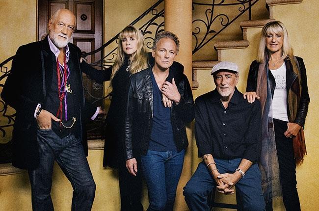 I Fleetwood Mac al completo