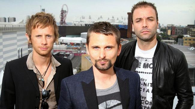 I tre componenti dei Muse