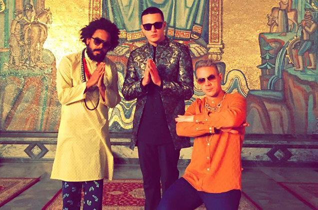 I Major Lazer con DJ Snake