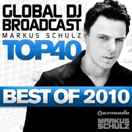 Global DJ Broadcast Top 40 - Best of 2010