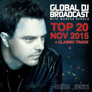 Global Dj Broadcast - Top 20 November 2015