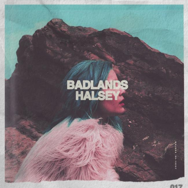 Halsey cover album