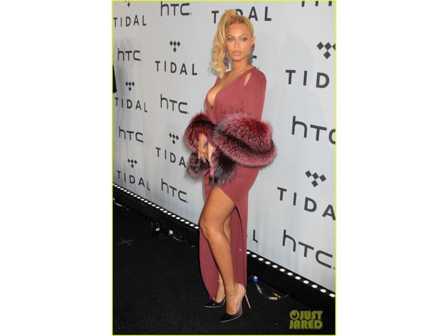 Beyoncé in posa sexy
