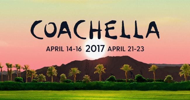 Date del Coachella 2017