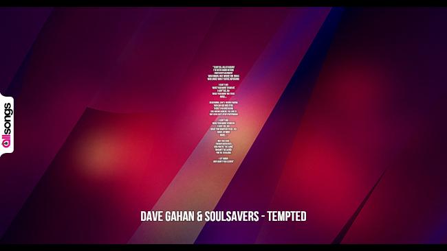 Dave Gahan & Soulsavers: le migliori frasi dei testi delle canzoni
