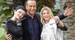 Sanremo 2015: Carlo Conti, Emma e Arisa