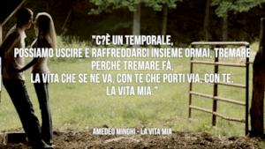 Amedeo Minghi: le migliori frasi dei testi delle canzoni