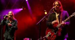 I Black Crowes in concerto