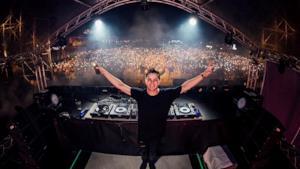 Il giovane DJ Martin Garrix