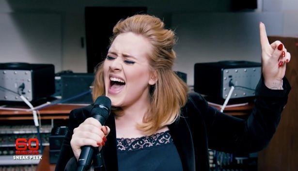 Adele nel video di Million Years Ago