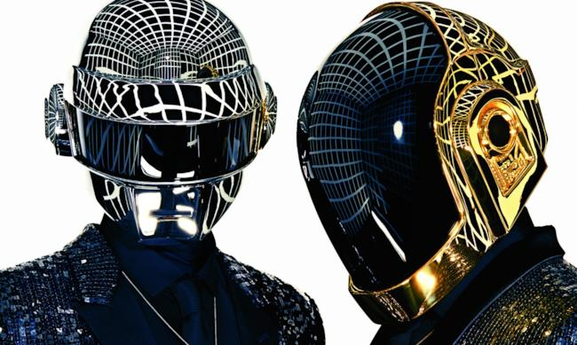 Il duo francese Daft Punk