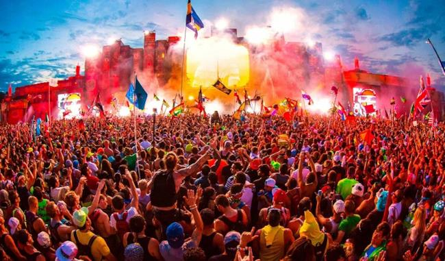 TomorrowWorld Life In Color