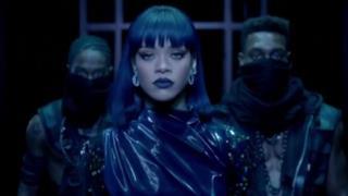 Rihanna in uno dei teaser di ANTI