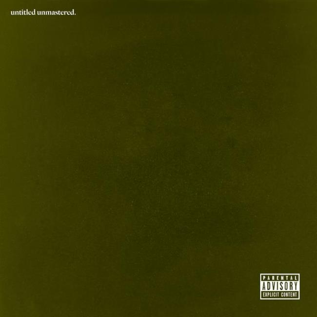 Kendrick Lamar album 2016
