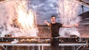 Martin Garrix live al Tomorrowland
