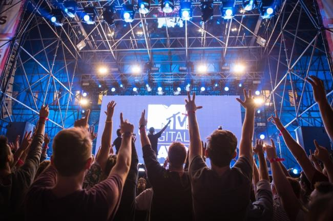 MTV Digital Days 2016 - lineup