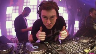 Hardwell è il miglior dj del mondo nel 2013