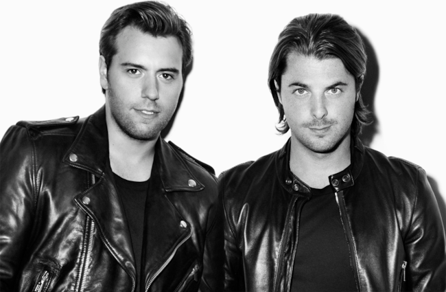 Il duo Axwell /\ Ingrosso