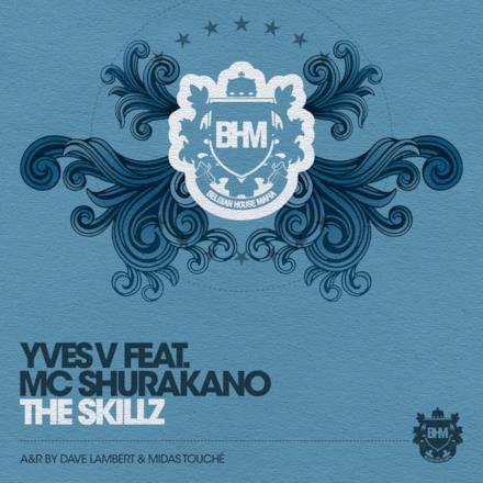 The Skillz (feat. MC Shurakano) - EP