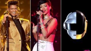 Artisti più scaricati illegalmente nel 2013