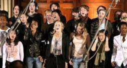 I cantanti coinvolti nel progetto Band Aid 20